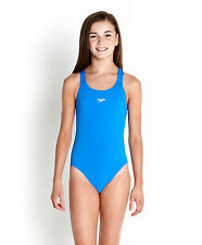 SPEEDO GIRLS SWIMSUIT.NEW MEDALIST ENDURANCE+ BLUE SWIMMING COSTUME 07282610  sc 1 st  eBay & Buy Girlsu0027 Swimming Costumes 2-16 Years | eBay