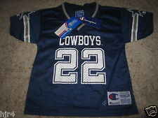 Emmit Smith #22 Dallas Cowboys champion NFL Jersey Toddler 3T NEW