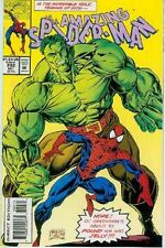 Amazing Spiderman # 382 (Hulk) (Mark Bagley) (Estados Unidos, 1993)