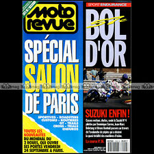 MOTO REVUE N°3103 MOBYLETTE 50 MBK 881 SALON SUPER CROSS GRENOBLE BOL D'OR 1993