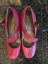 Paris  hilton shoes size 8.5 used