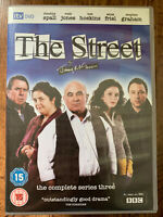 The Street - Season 3 DVD Box Set Jimmy McGovern Manchester British TV Series