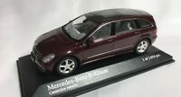 MiniChamps 1/43 - Mercedes-Benz R-Class 2006 red metallic