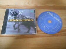 CD Punk Consolidated - Dropped (16 Song) SOL 3 REC / USA