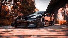 Bodykit para Nissan GT-R GTR r35 widebodykit Carbon Difusor stoßtange skyline LB