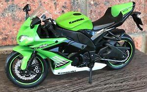 Maisto Kawasaki Ninja ZX10R Motorbike