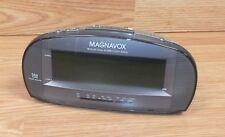 Genuine Magnavox (Mcr140) Big Display Dual Alarm Clock Radio Only *Read*