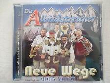 Die Albtalstreuner - Neue Wege - präsentiert von Mona Moden - CD