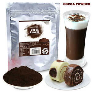 10%-14% Normal fat Black Dutch Cocoa Powder Pure Organic for Baking Drinking