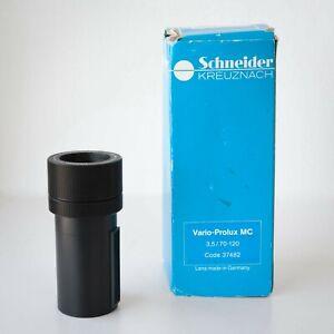 Schneider Vario-Prolux MC 70-120mm f/3.5 Slide Projector Lens Germany Code 37482