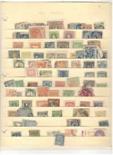 GERMANY LOCAL POST/ REVENUE STAMP COLLECTION