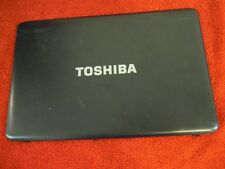 Toshiba C655D-S5509 Lid - LCD Back Cover (Only) #339-23