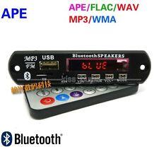 12V digital LED Bluetooth Receiver Board FM MP3 Decoder APE FLAC WAV WMA Player