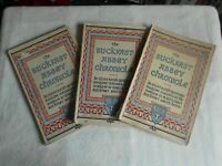 BUCKFAST ABBEY CHRONICLE ILLUSTRATED QUARTERLY MAGAZINE BOOKLETS 1930s (3)