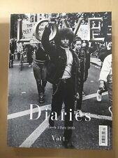 LOVE Magazine #24 Autumn/Winter 2020 ~ Diaries Vol 1- NEW