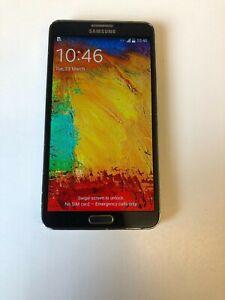 Samsung Galaxy Note 3 N9005 32GB - Black Smartphone (Unlocked)