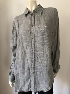 Guess Jean Cotton Shirt/ Brand New/ Size XL/ RRP $89/ Made In Australia