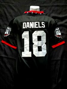 JT Daniels Blackout Jersey Georgia Bulldogs Jersey UGA Brand New Sizes S-XL
