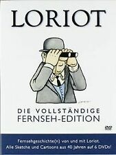 Loriot - Die vollständige Fernseh-Edition - Alle Ske... | DVD | Zustand sehr gut
