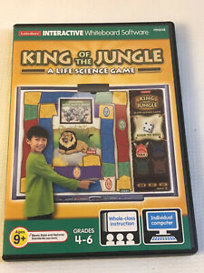 King Of The Jungle A Life Science Game Lakeshore Learning Educational HH848 XP 7