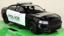 Nex Models 1/24-27 Scale - 2016 Dodge Charger Pursuit Police Diecast model car