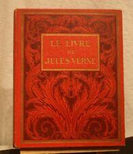 ANCIEN LIVRE JULES VERNE  DE 1938.