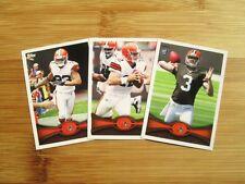 2012 Topps Cleveland Browns TEAM SET