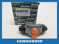 Cylinder Rear Brake Rear Wheel Cylinder Japanparts SUZUKI Vitara 040386