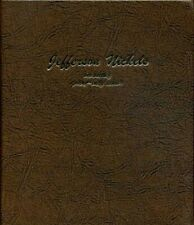 DANSCO 8113 COIN ALBUM U.S. JEFFERSON NICKELS