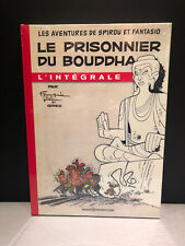 SPIROU & FANTASIO - LE PRISONNIER DU BOUDDHA - FRANQUIN - TT 2000 EX NUM - NEUF