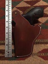 """LEFT Smith & Wesson S&W Model 36 37 60 J Frame 2"""" Barrel Leather Holster / OWB"""