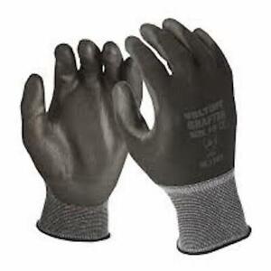 Veltuff Grafter picking, work gloves high dexterity handling or assembly black