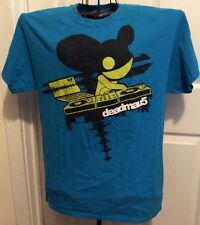 Deadmau5 concert t-shirt (Size Large)