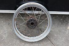 """Harley Sportster XL 16"""" Rear Wheel & Tire 1954-1978 HUB Great Shape (U-1911)"""