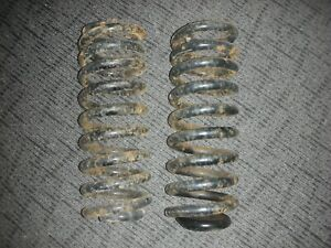 "80-97 F150 Bronco 2"" front lift springs"