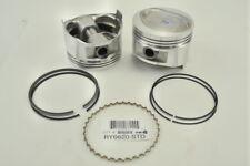 ITM RY6620-STD Set of 6 Engine Pistons W/Rings
