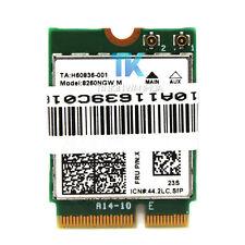 Intel Dual Band Wireless Ac Ngff 802.11ac Network BT4.2 Wifi Card 867M 8260NGW M