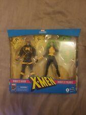 "Marvel Legends 6"" Havok and Polaris X-Factor X-Men 2 Pack 90?s Jim Lee"