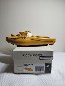 Rockport Sandi Bow Moc Toe Mule Size: 5