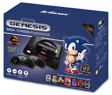 SEGA Genesis Flashback Mini Retro Gaming Console (2 Controllers + 85 Games) SEGA