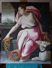 Girolamo Macchietti, Figura allegorica. Kopie
