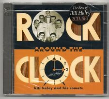 BEST OF BILL HALEY AND HIS COMETS 2 CD SET (NEW) ROCK AROUND THE CLOCK