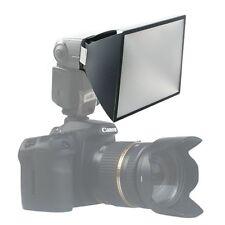 Universal Foldable Flash Diffuser Softbox for Canon 600EX 580EX II 430EX 420EX