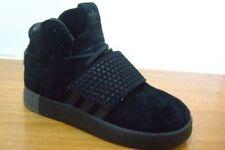 new product e5817 ece22 Chaussures noirs adidas en cuir pour bébé