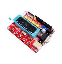NEW  Mini System PIC Development Board + Microchip PIC16F877 PIC16F877A