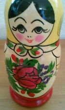 RUSSIAN NESTING DOLL 1pc / 2005 matrioschka COLLECTIBLE