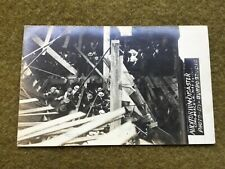 1913 Long Beach California Auditorium Pier Empire Day DISASTER Pike 3pc Set RPPC