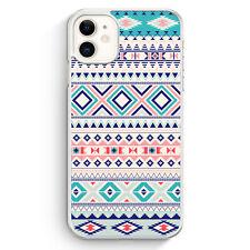 Navajo Muster Türkis iPhone 11 Hülle Motiv Design Mädchen Frauen Damen Schön ...