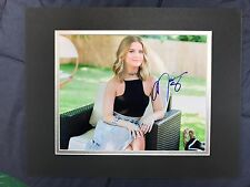 Maren Morris Autographed 8x10  photo COA!  Pretty!! Matted to fit 11x14 frame