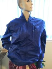 Fench Connection Bomber Indie Jacket Indigo Blue Small gosling drive style